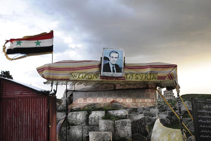 """La mostra """"Siria 2010, stato di pace apparente"""" del fotografo Francesco Munaro alla rassegna padovana Portello Segreto"""