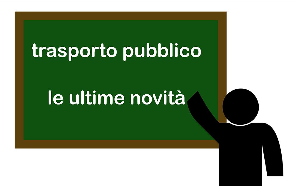 Nuove variazioni del trasporto pubblico locale sono state comunicate da ACTV Venezia, ATV Verona e SVT Vicenza