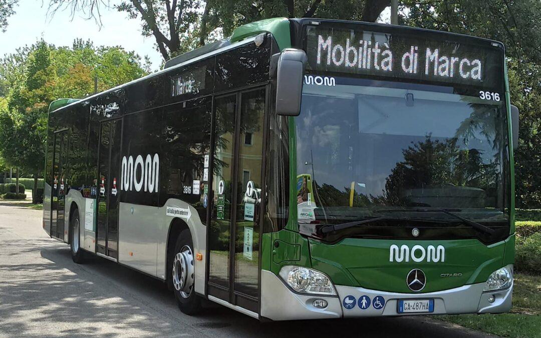 Mobilità di Marca deve modificare il percorso dei bus a Cittadella e a Gaiarine e apportare modifiche alle fermate