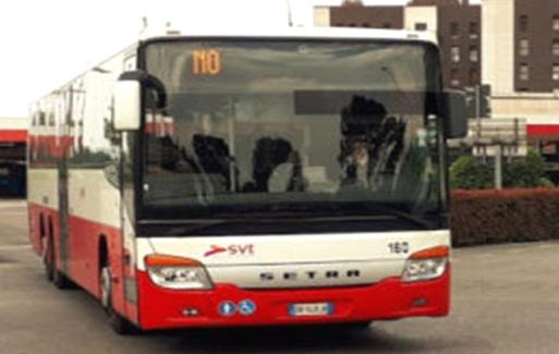 SVT ha annunciato bus navetta gratuiti e la variazione di un capolinea in occasione della Fiera dell'oro a Vicenza