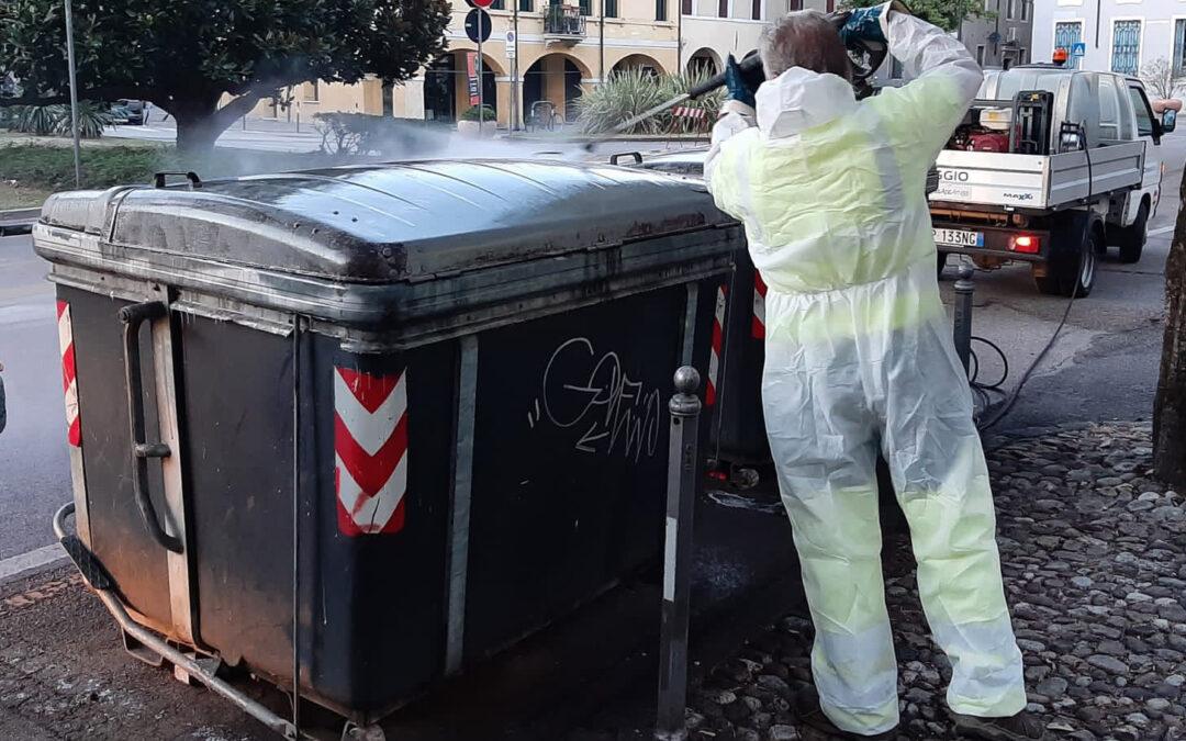 """""""Pulizie Intensive"""" di AcegasApsAmga: giovedì 23 settembre l'intervento nella zona Arcella in Comune di Padova"""