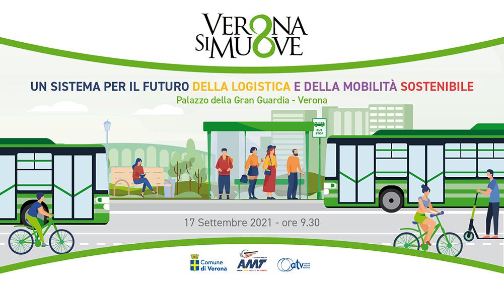 """Il primo convegno """"Verona si Muove"""" darà il via venerdì a un laboratorio permanente sulla logistica e la mobilità sostenibile"""