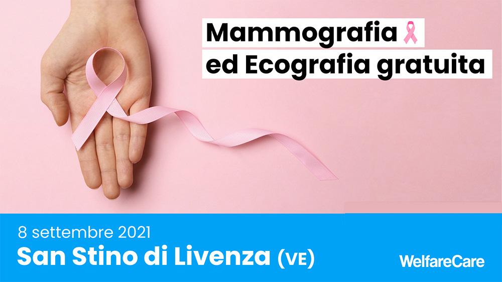 L'Azienda Ambiente Servizi Venezia Orientale è partner di WelfareCare, iniziativa per la prevenzione del tumore al seno