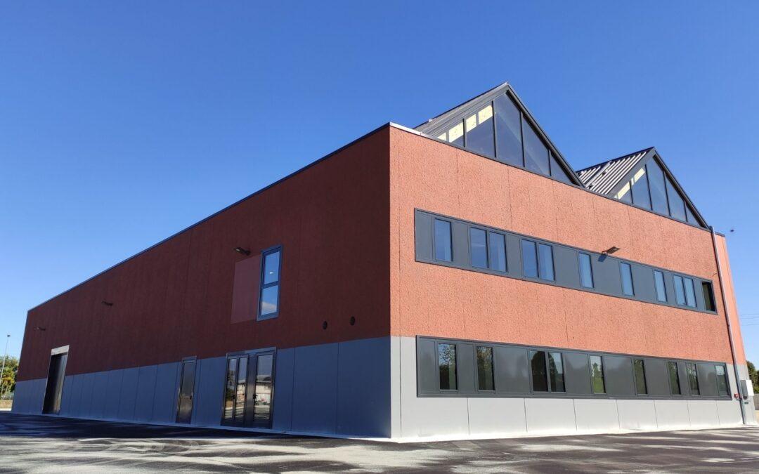 Piave Servizi inaugurerà lunedì il nuovo polo logistico a Codognè. L'investimento è stato di 1,7 milioni di euro