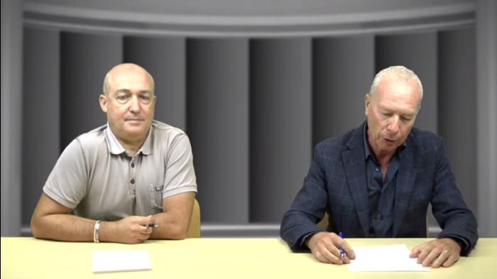 """Veneto Agricoltura Channel ha intervistato Nicola Severini curatore del report """"La pesca in Veneto nel 2020"""""""