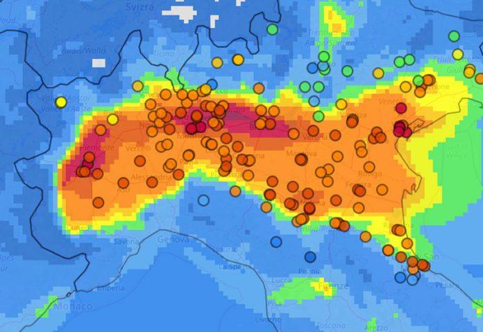 Ambiente Informa: riattivate in questi giorni le misure per il risanamento della qualità dell'aria nel bacino padano