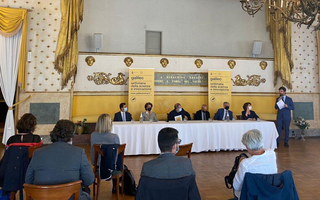 AcegasApsAmga partecipa al Galileo Festival in programma da lunedì 11 a domenica 17 ottobre a Padova