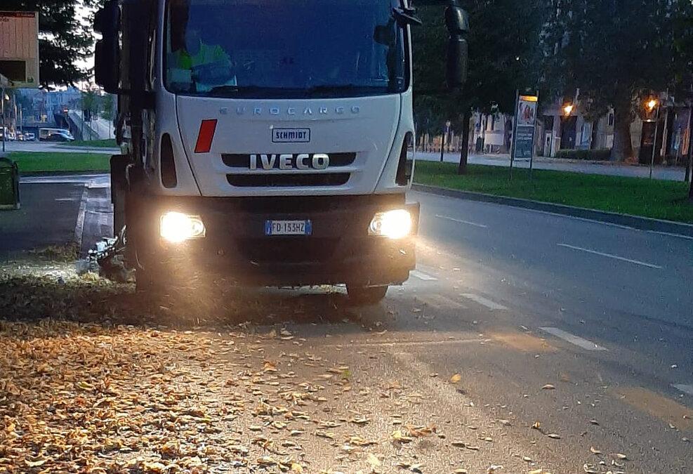 """Gli interventi delle """"Pulizie Intensive"""" di AcegasApsAmga saranno giovedì 7 ottobre nella zona dell'Ippodromo di Padova"""