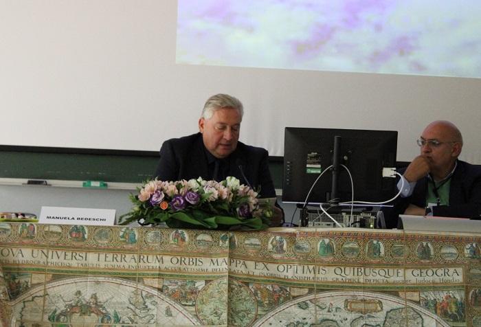 """Con un intervento sul riciclo dei rifiuti il presidente di AMIA Verona ha partecipato al """"Festival della Terra 2050"""""""