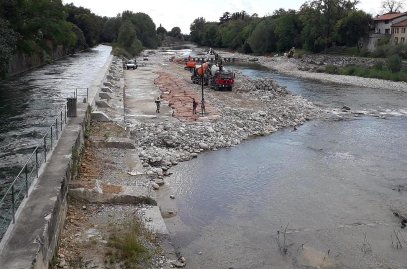 ll Consorzio di bonifica Brenta ha comunicato i numerosi lavori che sta effettuando durante questo mese di ottobre