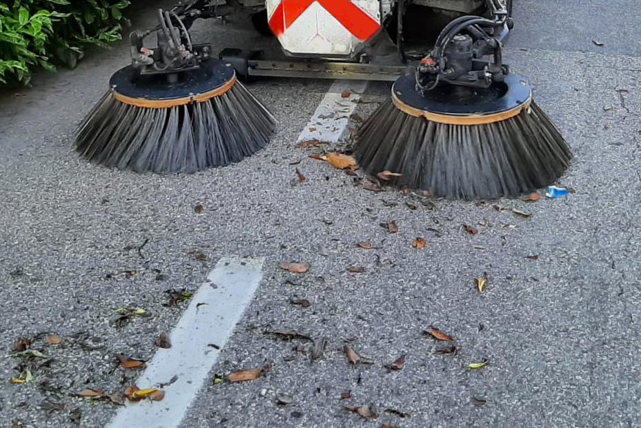 Cambia lo spazzamento delle aree pubbliche nel Comune di Vigonza con l'impiego di attrezzature ecologiche